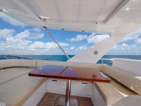 Bridge Seating 2016 AZIMUT 50 Flybridge Cruiser 2687570