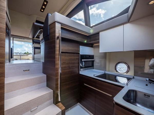 Galley 2016 AZIMUT 50 Flybridge Cruiser 2687578