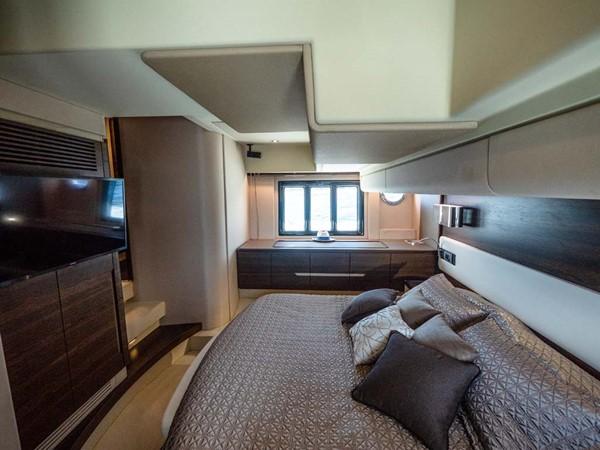Master Stateroom 2016 AZIMUT 50 Flybridge Cruiser 2687587
