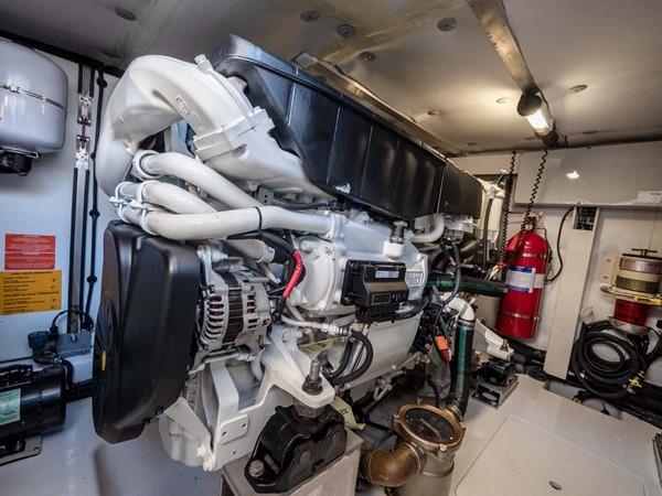 Engine Room 2016 AZIMUT 50 Flybridge Cruiser 2687598