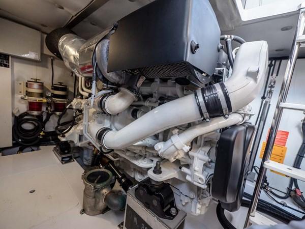 Engine Room 2016 AZIMUT 50 Flybridge Cruiser 2687599