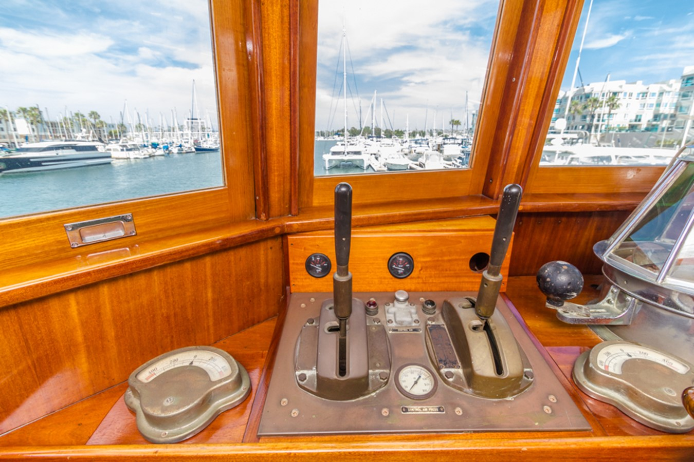 1929 WILMINGTON BOAT WORKS Classic Motor Yacht Motor Yacht 2590576