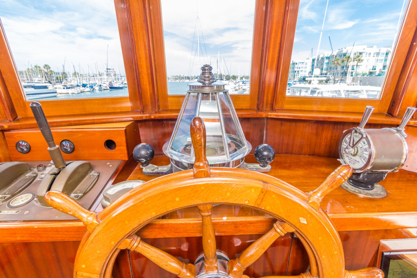 1929 WILMINGTON BOAT WORKS Classic Motor Yacht Motor Yacht 2590577