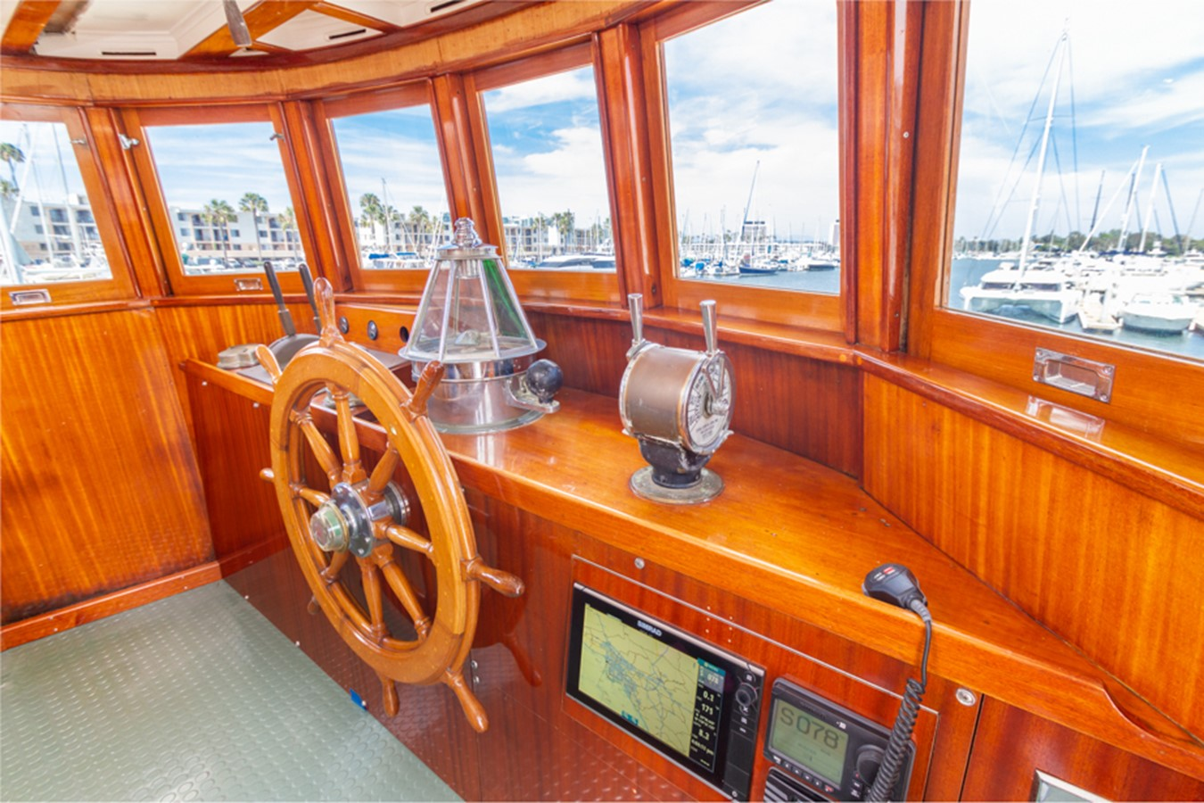 1929 WILMINGTON BOAT WORKS Classic Motor Yacht Motor Yacht 2590578