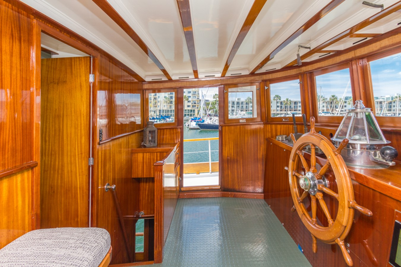 1929 WILMINGTON BOAT WORKS Classic Motor Yacht Motor Yacht 2590579