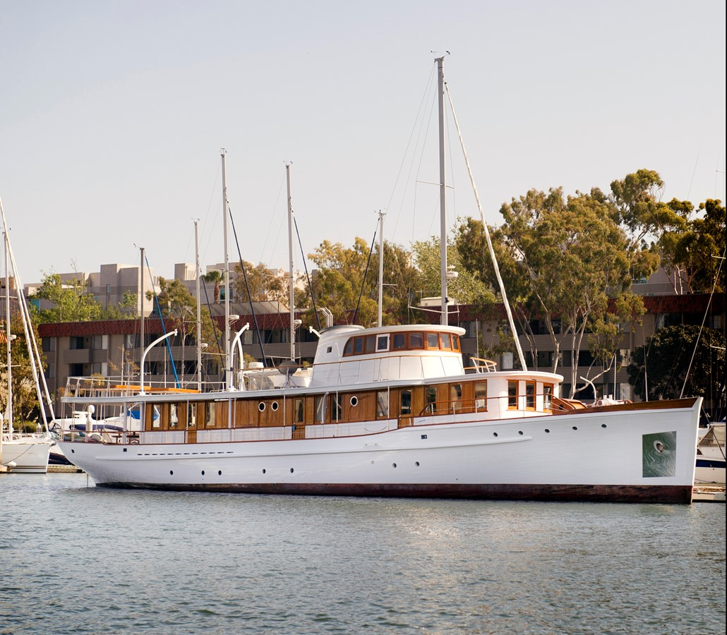1929 WILMINGTON BOAT WORKS Classic Motor Yacht Motor Yacht 2592038