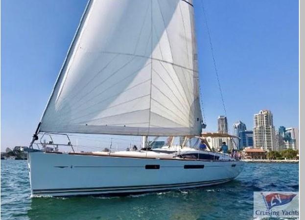 2014 JEANNEAU 57 Cruising Sailboat 2591183
