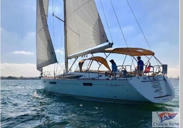2014 JEANNEAU 57 Cruising Sailboat 2591184