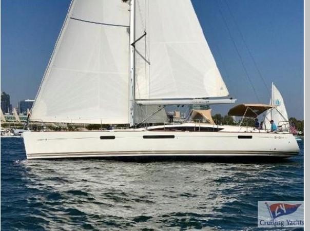 2014 JEANNEAU 57 Cruising Sailboat 2591185