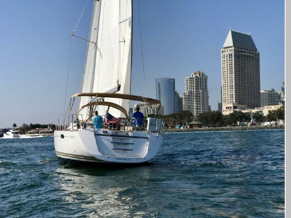 2014 JEANNEAU 57 Cruising Sailboat 2591186