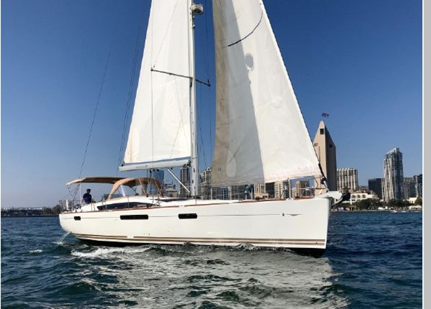 2014 JEANNEAU 57 Cruising Sailboat 2591187