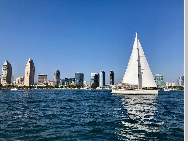 2014 JEANNEAU 57 Cruising Sailboat 2591188