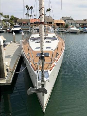 2014 JEANNEAU 57 Cruising Sailboat 2591191