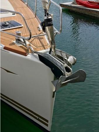 2014 JEANNEAU 57 Cruising Sailboat 2591192
