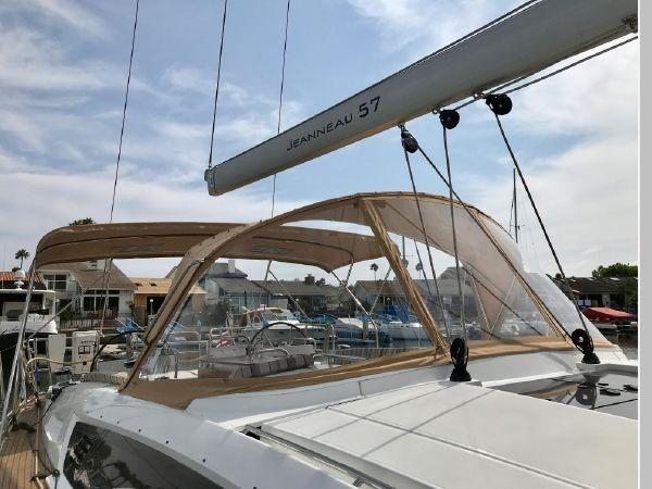 2014 JEANNEAU 57 Cruising Sailboat 2591197