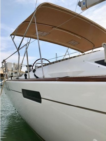 2014 JEANNEAU 57 Cruising Sailboat 2591198