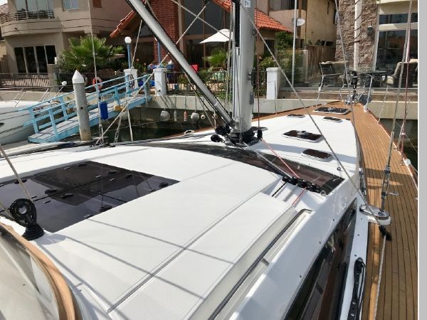 2014 JEANNEAU 57 Cruising Sailboat 2591199
