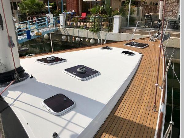 2014 JEANNEAU 57 Cruising Sailboat 2591201