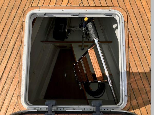 2014 JEANNEAU 57 Cruising Sailboat 2591204
