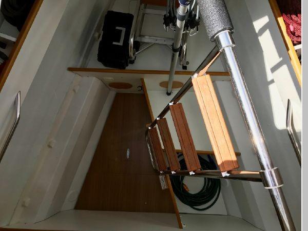 2014 JEANNEAU 57 Cruising Sailboat 2591205
