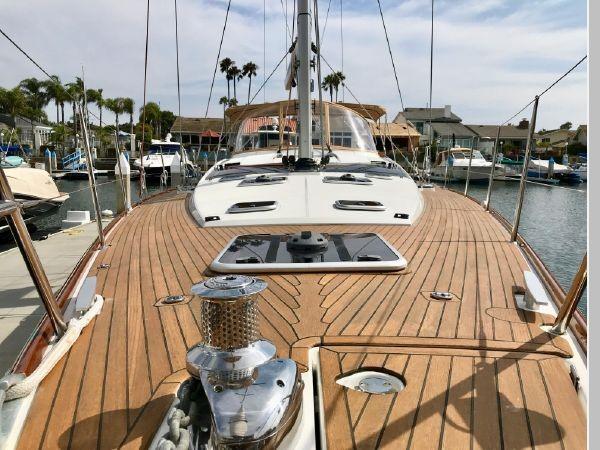 2014 JEANNEAU 57 Cruising Sailboat 2591211