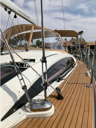 2014 JEANNEAU 57 Cruising Sailboat 2591212