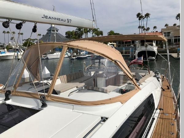 2014 JEANNEAU 57 Cruising Sailboat 2591213