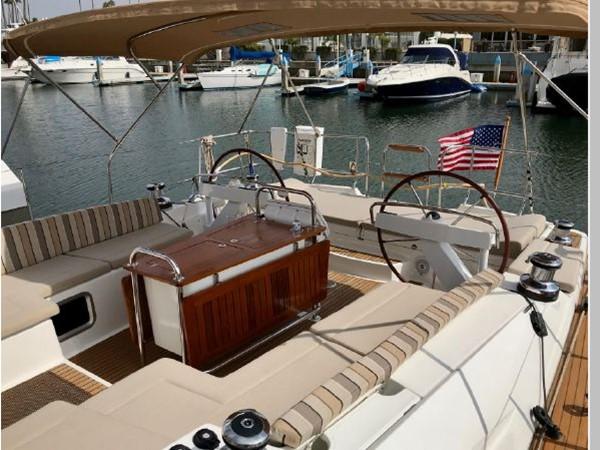 2014 JEANNEAU 57 Cruising Sailboat 2591219