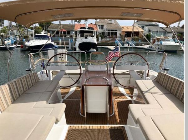2014 JEANNEAU 57 Cruising Sailboat 2591220