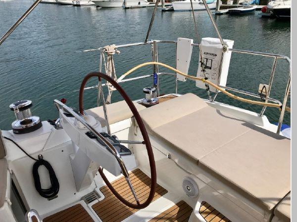 2014 JEANNEAU 57 Cruising Sailboat 2591221