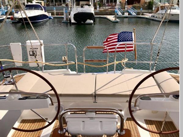 2014 JEANNEAU 57 Cruising Sailboat 2591222