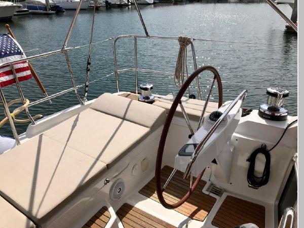 2014 JEANNEAU 57 Cruising Sailboat 2591223