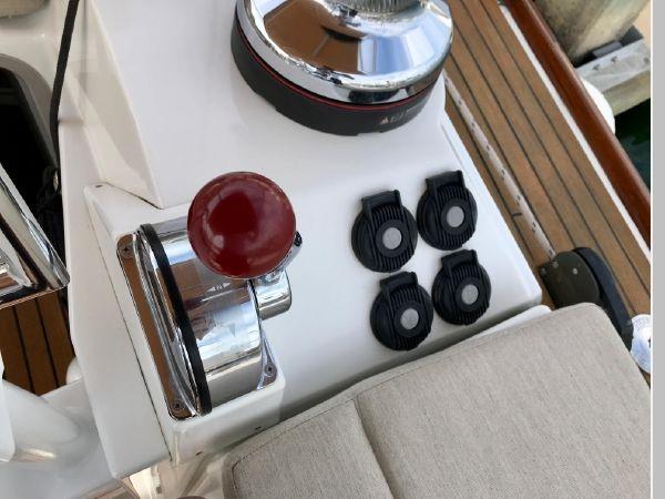 2014 JEANNEAU 57 Cruising Sailboat 2591229