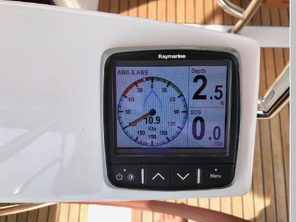 2014 JEANNEAU 57 Cruising Sailboat 2591230