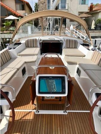 2014 JEANNEAU 57 Cruising Sailboat 2591231