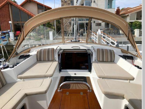 2014 JEANNEAU 57 Cruising Sailboat 2591234