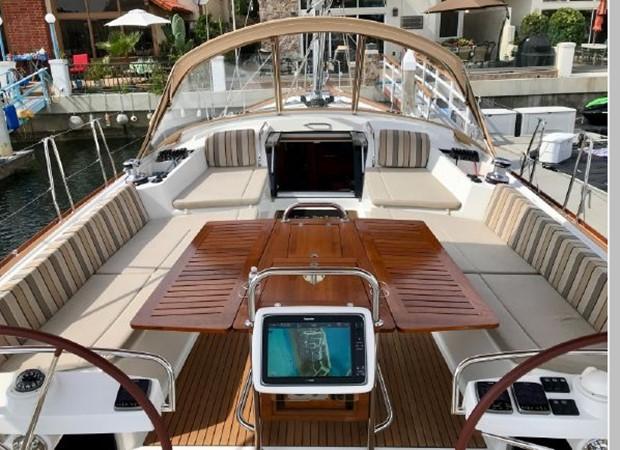 2014 JEANNEAU 57 Cruising Sailboat 2591235