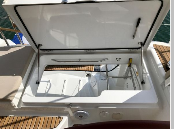 2014 JEANNEAU 57 Cruising Sailboat 2591241