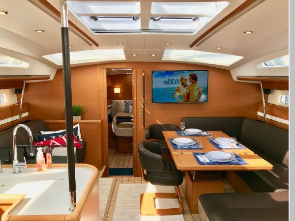 2014 JEANNEAU 57 Cruising Sailboat 2591250