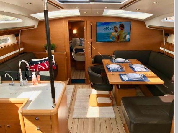 2014 JEANNEAU 57 Cruising Sailboat 2591251