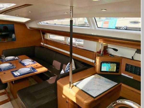 2014 JEANNEAU 57 Cruising Sailboat 2591252