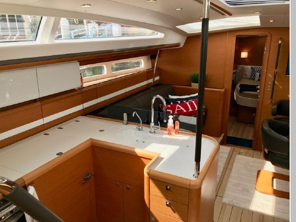 2014 JEANNEAU 57 Cruising Sailboat 2591253