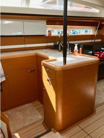 2014 JEANNEAU 57 Cruising Sailboat 2591256
