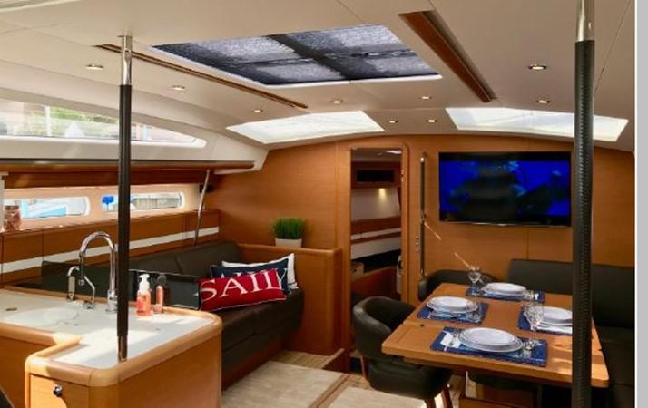 2014 JEANNEAU 57 Cruising Sailboat 2591265