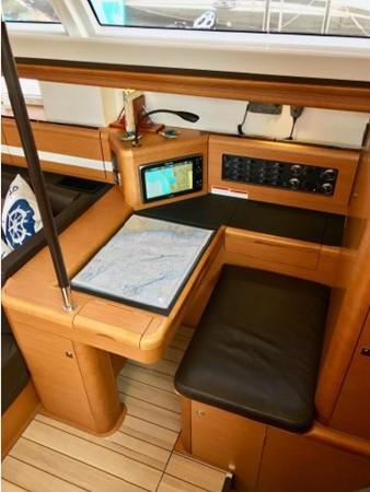 2014 JEANNEAU 57 Cruising Sailboat 2591267