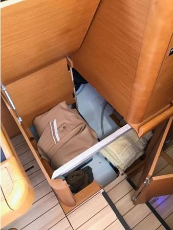 2014 JEANNEAU 57 Cruising Sailboat 2591274