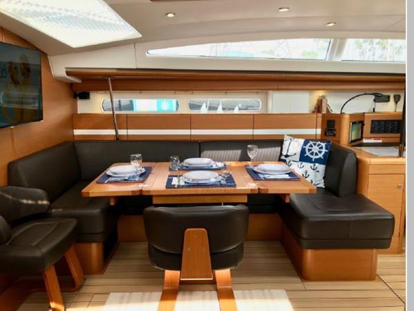 2014 JEANNEAU 57 Cruising Sailboat 2591276