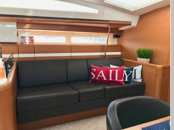 2014 JEANNEAU 57 Cruising Sailboat 2591277