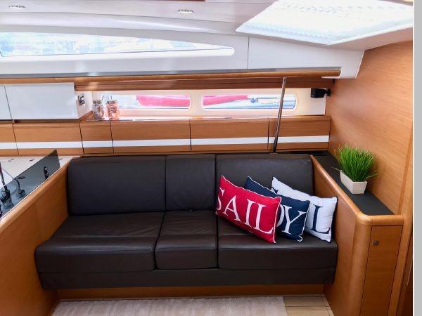 2014 JEANNEAU 57 Cruising Sailboat 2591278