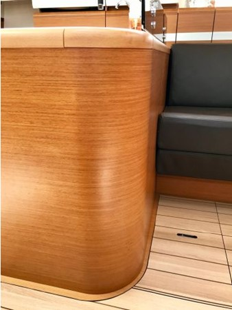2014 JEANNEAU 57 Cruising Sailboat 2591279